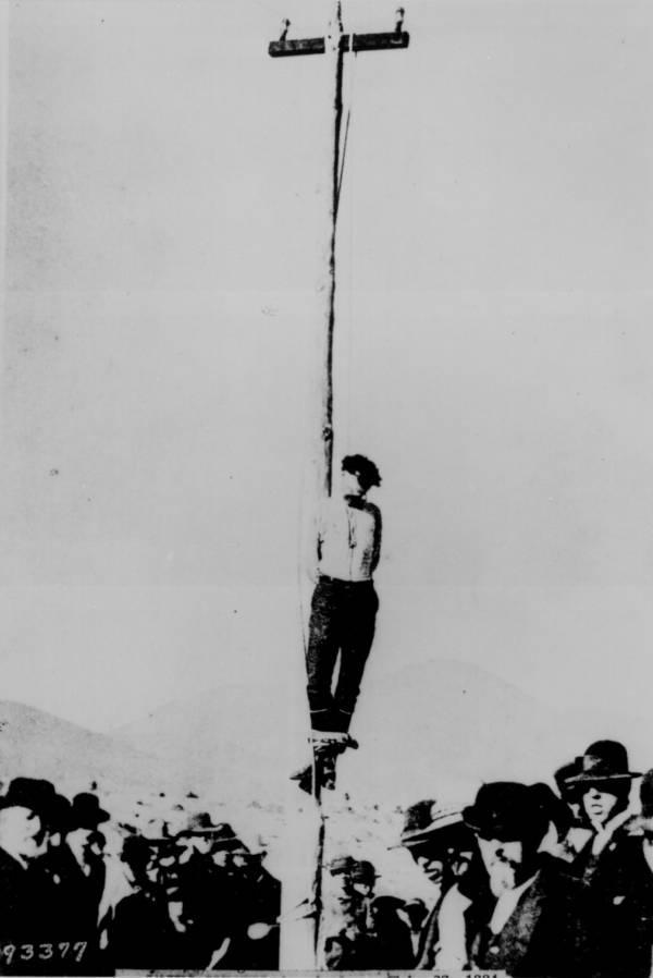 Lynching Of John Heith