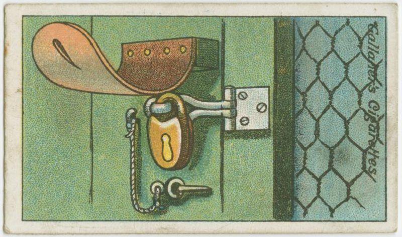 Make Pad Lock Cover