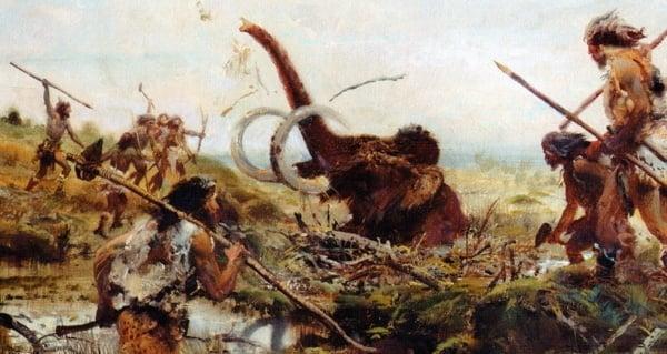 Mastodon Hunt