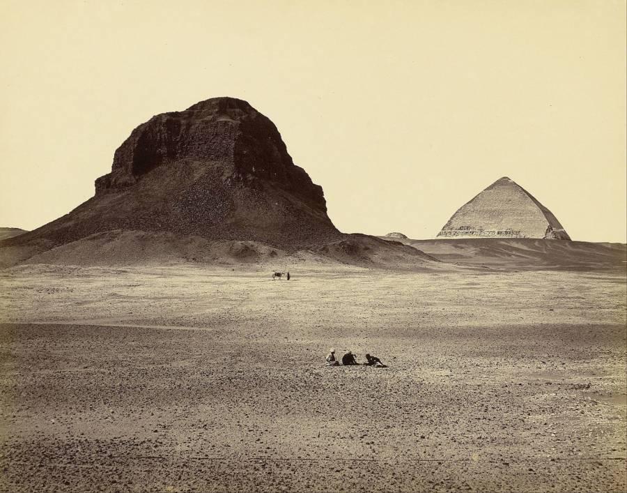 Misshapen Pyramids