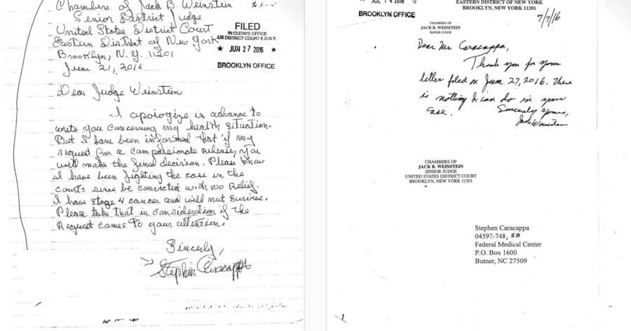 Mob Cop Letter
