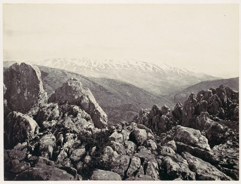 Mount Hermon Transfiguration