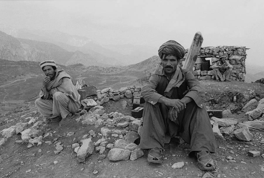 Mujahideen Camp