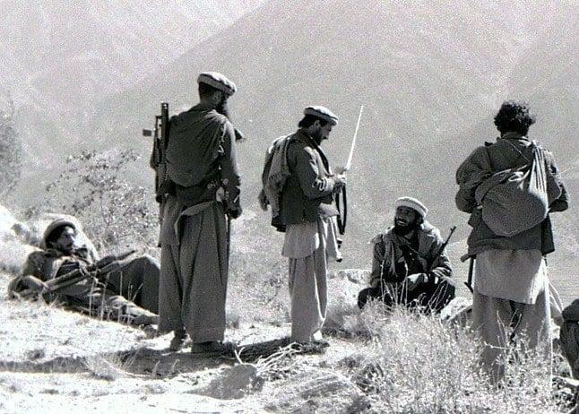 Mujahideen Fighters