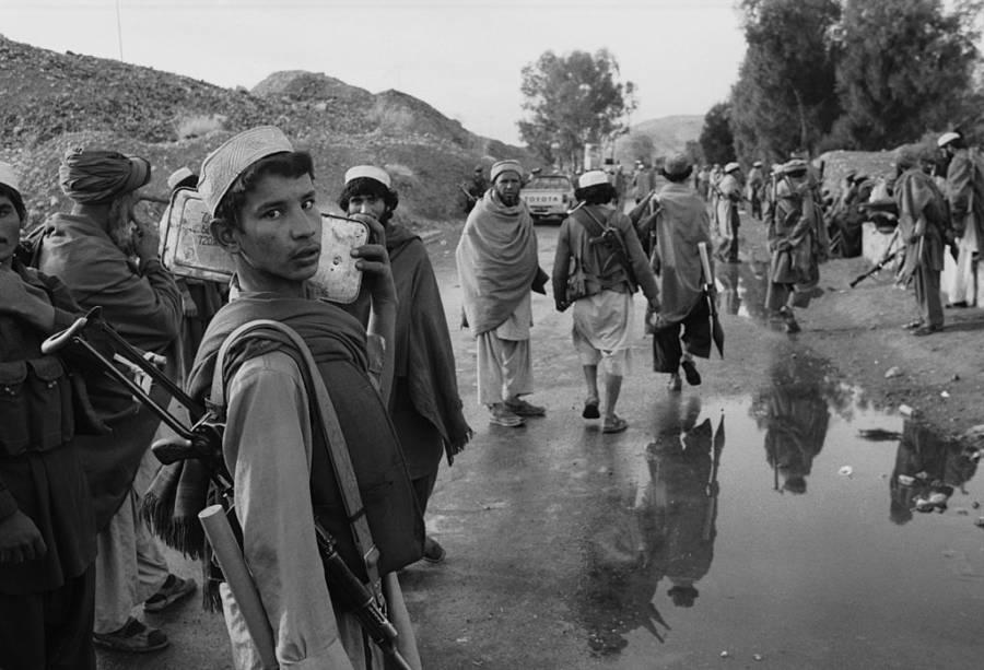Mujahideen March On Jalalabad
