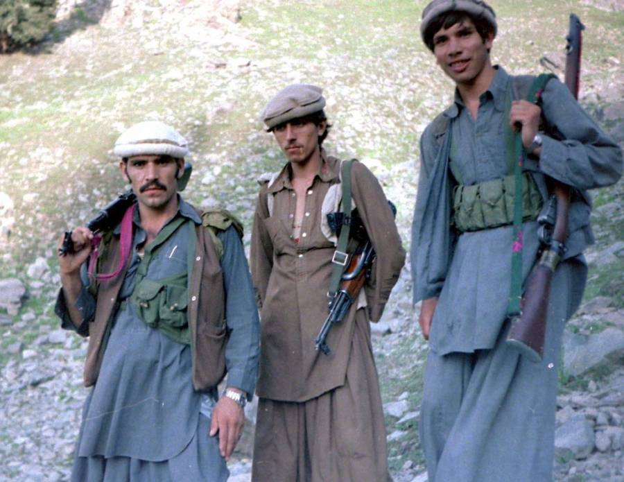 Mujahideen Resistance Fighters