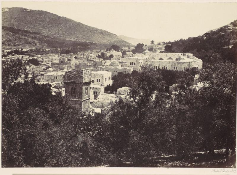 Nablous Ancient Shechem