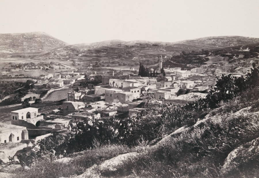 Nazareth Buildings