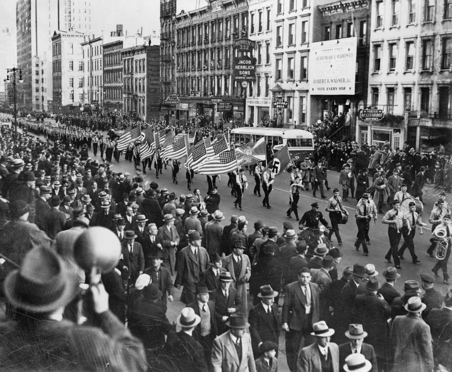 New York Parade