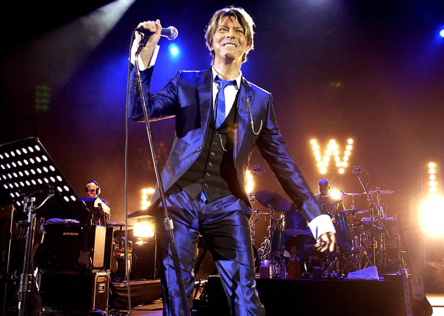 Older Bowie