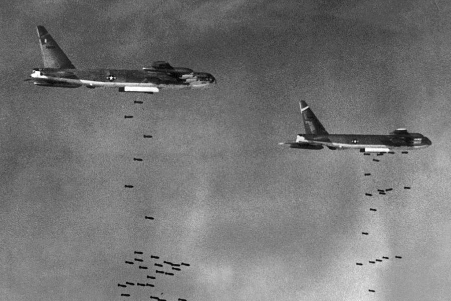 Pol Pot Bombers