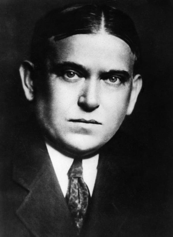 Portrait Of Hl Mencken