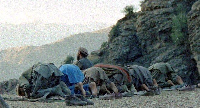 Prayers Soviet Afghan War