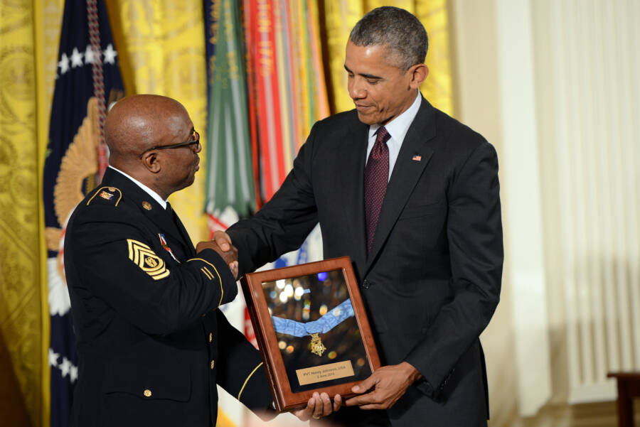 President Obama Honors Hellfighters