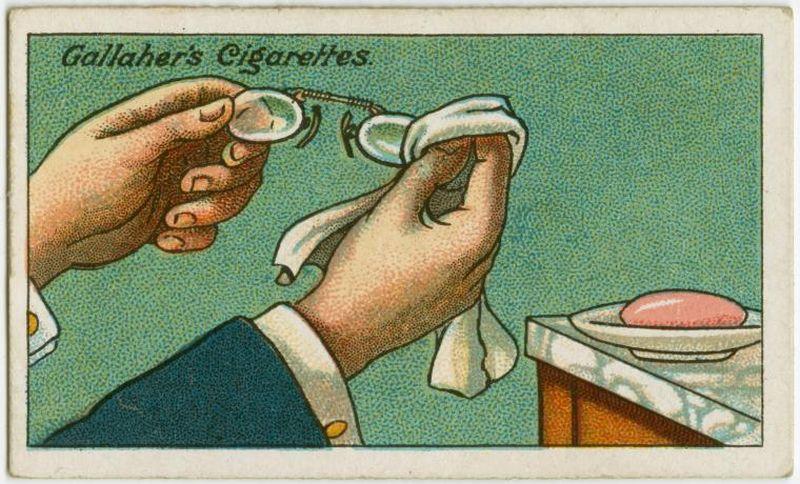 Prevent Glasses Steaming
