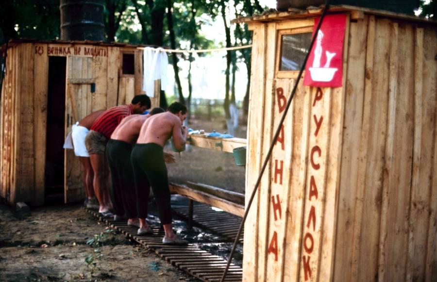 Sauna Soviet 1967