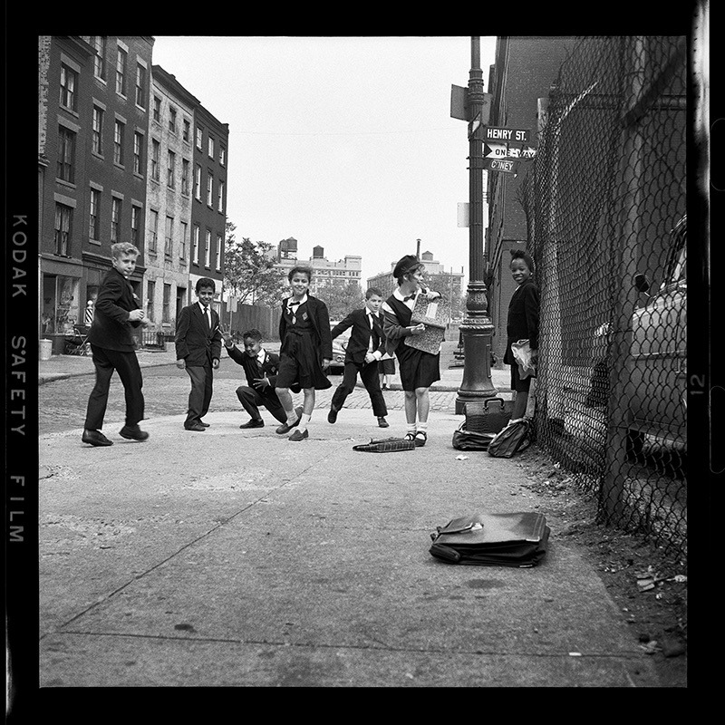 1950s Brooklyn By David Attie