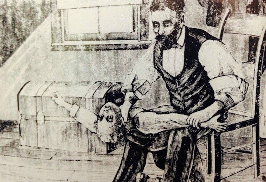 Sketch Of Holmes