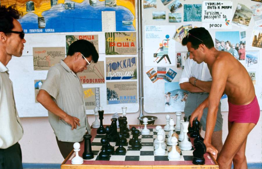 Soviet Chess Players
