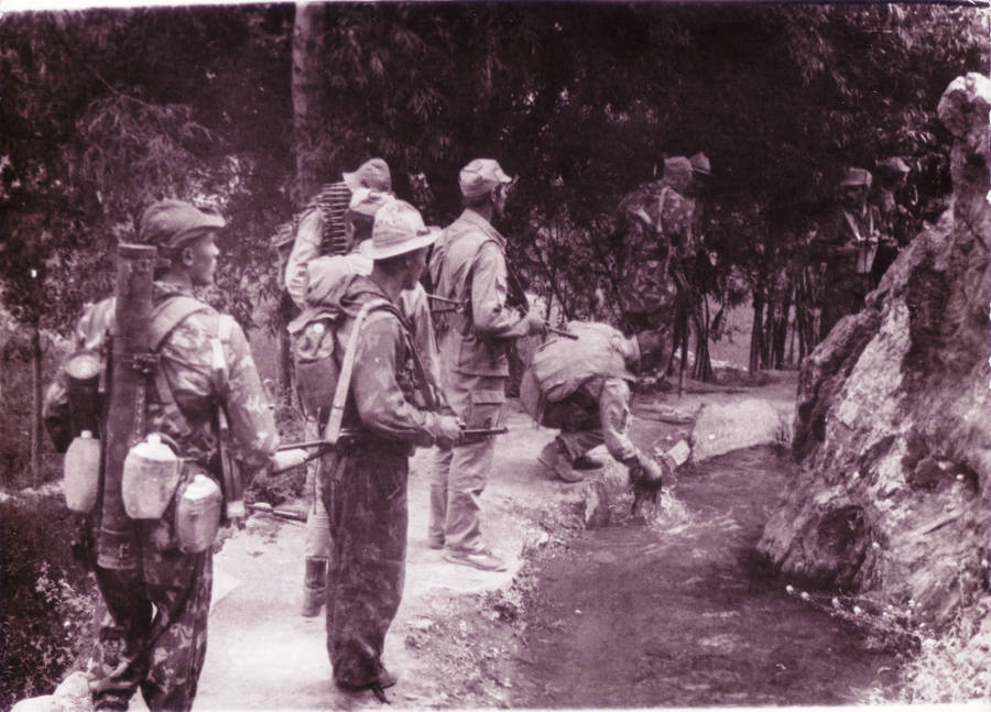 Soviet Troops March