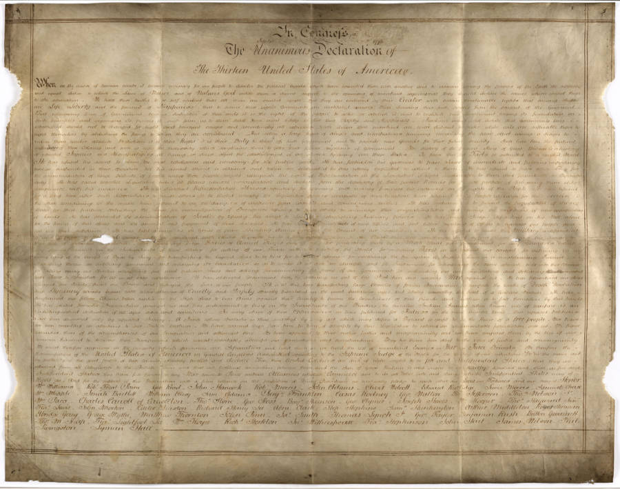 Sussex Declaration