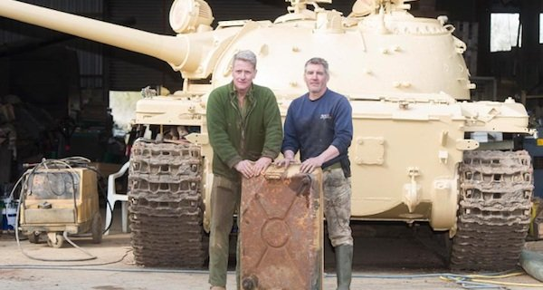 Collector Finds $2.4 Million In Gold Bars In Tank He Purchased On eBay