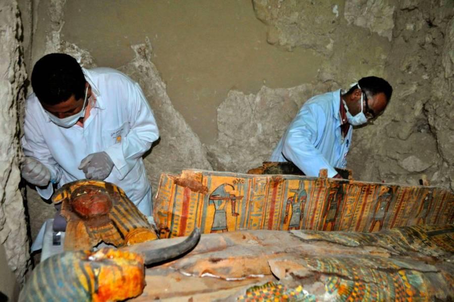 Luxor Tomb
