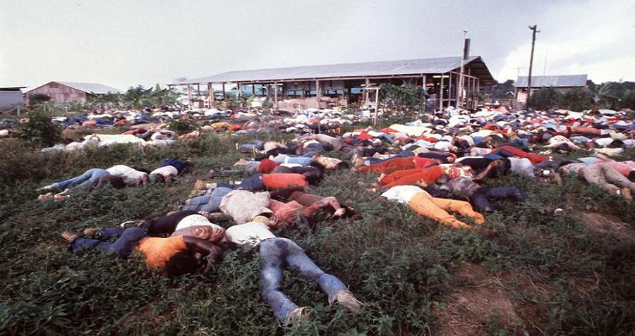 Tragedy Stories Jonestown Bodies