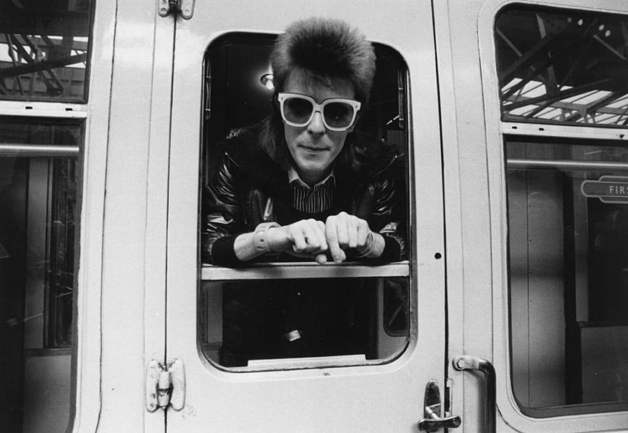 Train Bowie