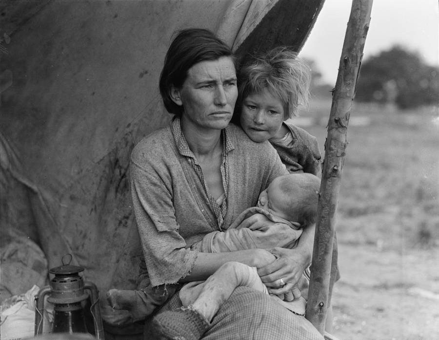 Dust Bowl Picture