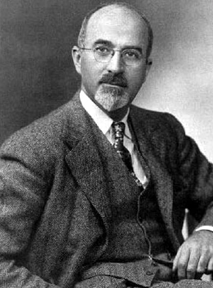 Walter Freeman Portrait