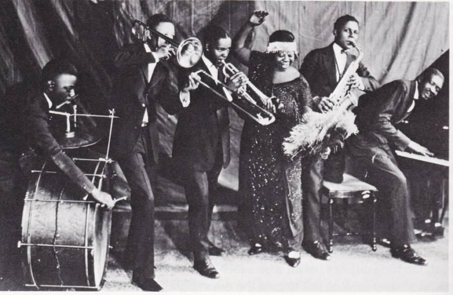 Ma Rainey Wildcats Jazz Band
