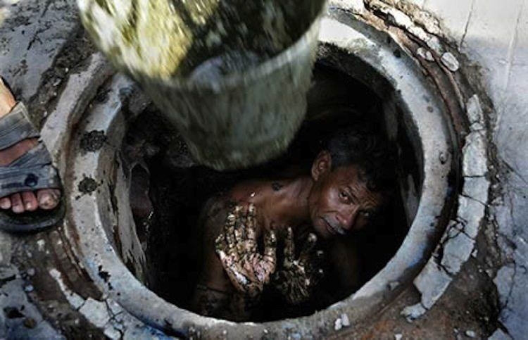 Worst Jobs Sewer Cleaner