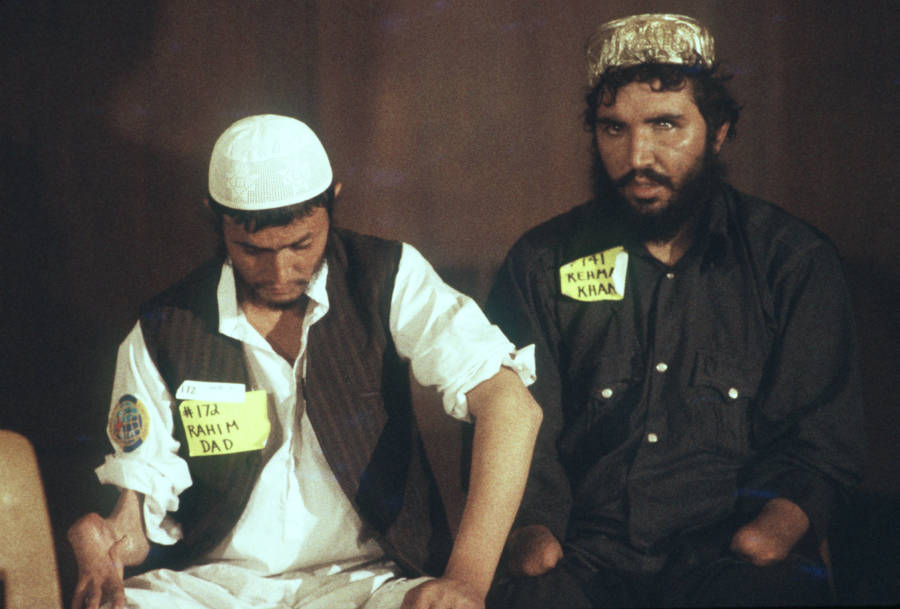Wounded Mujahideen In Usa