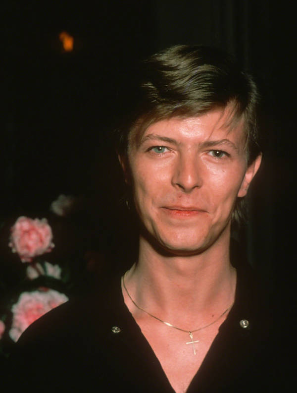 Young Cross Bowie