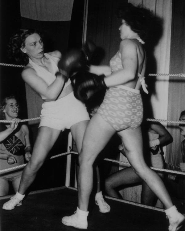 1955 Boxing