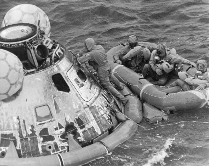 Apollo Eleven Pacific Recovery