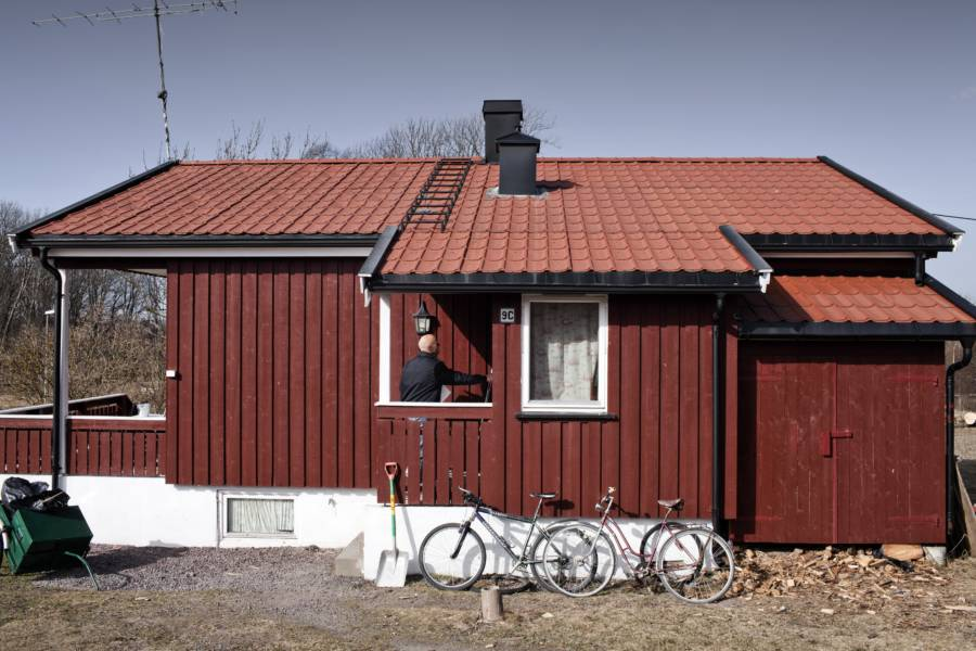 Bastoy Prison Living Quarters