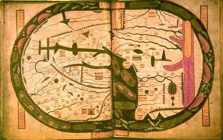 Beatus World Map