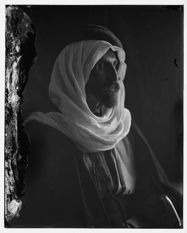 Bedouin Man Portrait