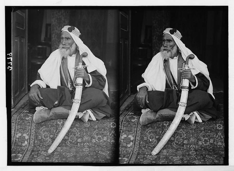 Beersheba Sword