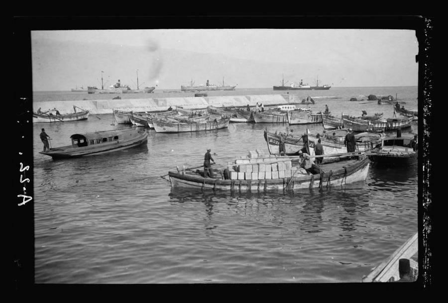 Boats Cargo