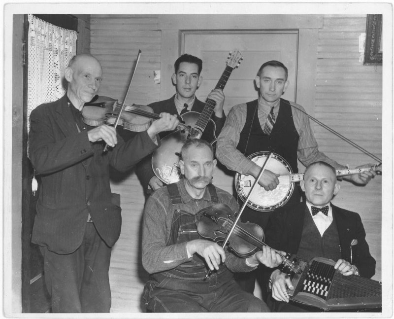Bog Trotters Band