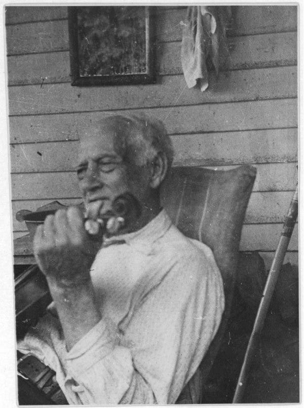 Cajun Fiddler Louisiana