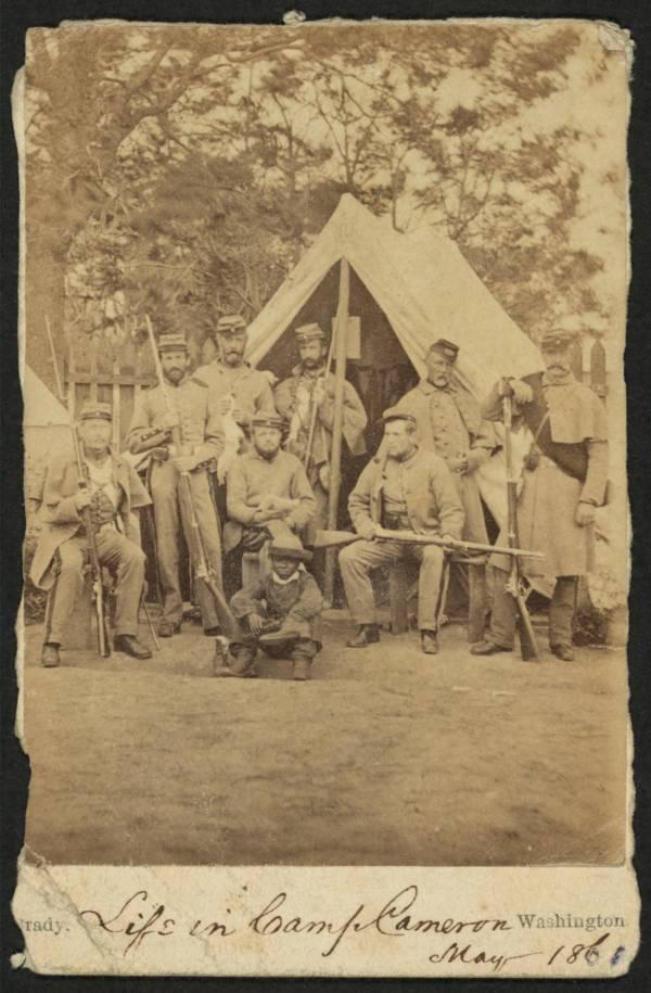 Camp Cameron Child Soldier