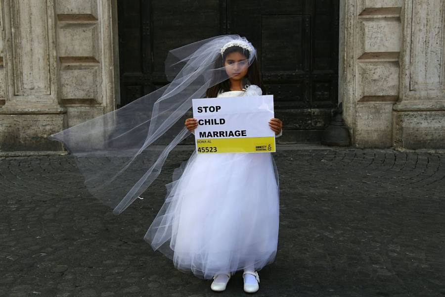 Child Marriage In America