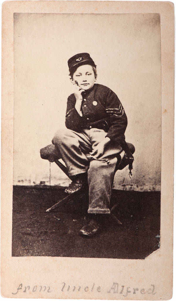 Child Soldier John Clem