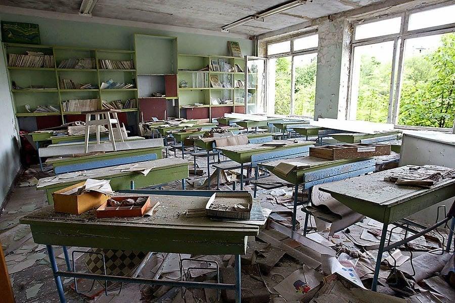 Classroom 2003