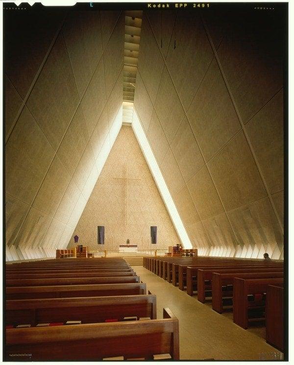 Concordia Theological Seminary Chapel Interior