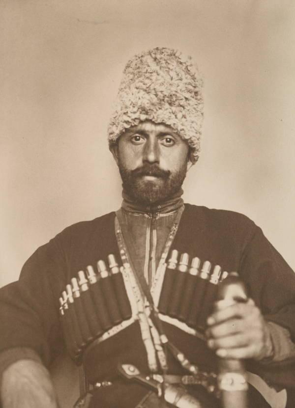 Cossack Man